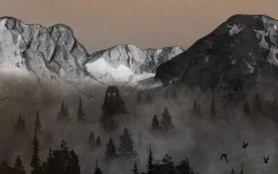 The Troll in Jotunheimen